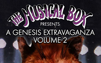 CANCELLED The Musical Box presents A Genesis Extravaganza - Volume 2 (6/12/20)