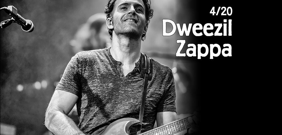 dweezil zappa tour band members