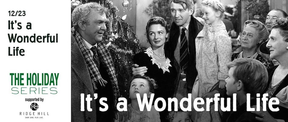 Tickets 5 Film Its A Wonderful Life 1223 Tarrytown Music Hall